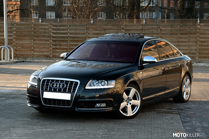 Audi A6c6 4 2 340km