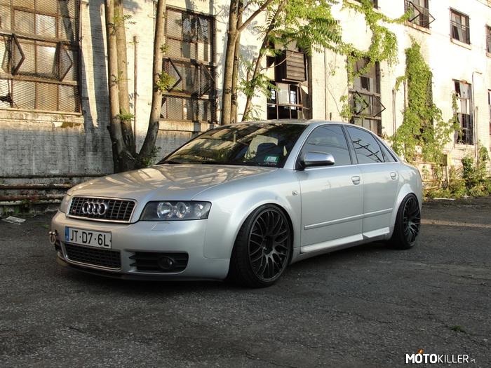 Audi A4 B6 20 130 Km Alt