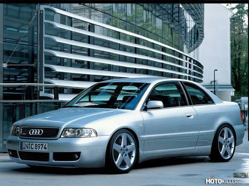 Audi a4 b5 coupe for Mercedes benz b5 service