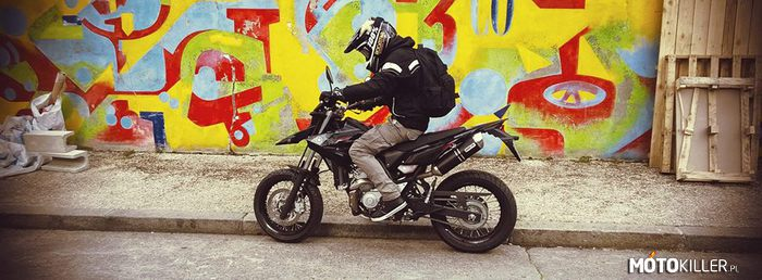 Yamaha i graffiti –