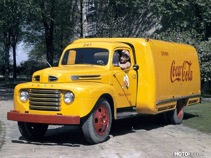 Ford F-1 1948 –