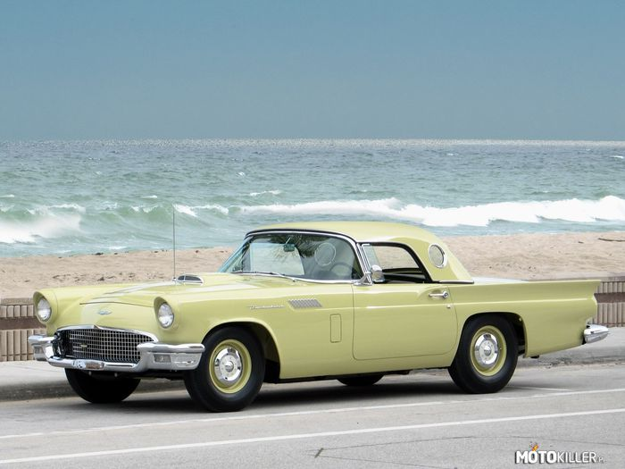 Ford Thunderbird Phase I Supercharged 1957 –