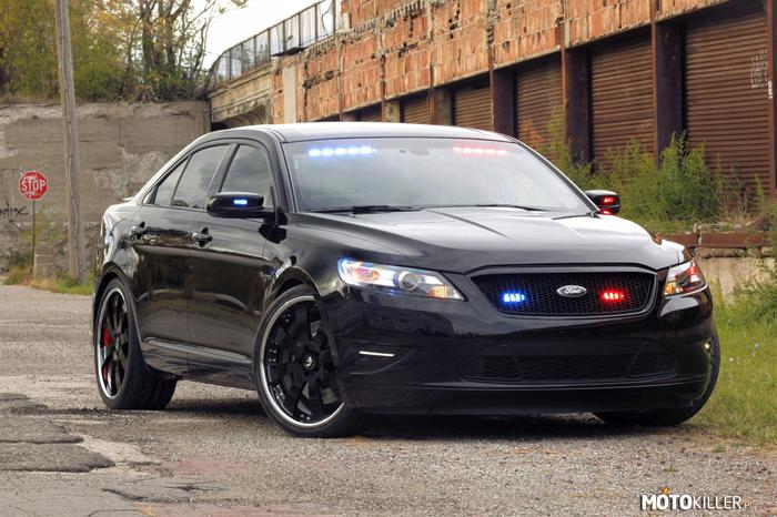 Ford Interceptor –