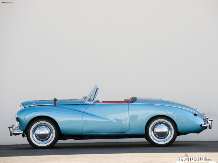 Sunbeam Alpine –