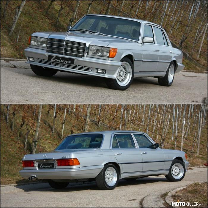 Lorinser Mercedes Benz 450 Sel 6 9