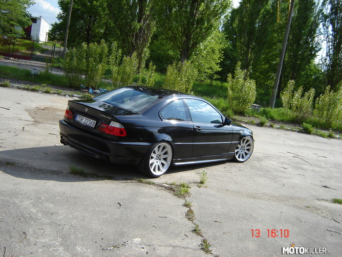 BMW e46 330Ci - turtles0 –