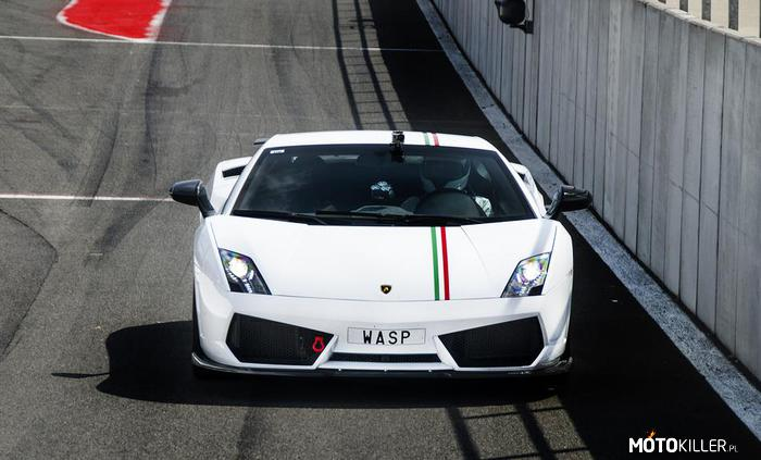 Gallardo LP550-2 Tricolore –