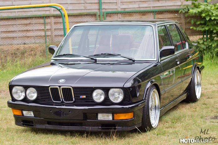 BMW E28 – CultStyle 2014