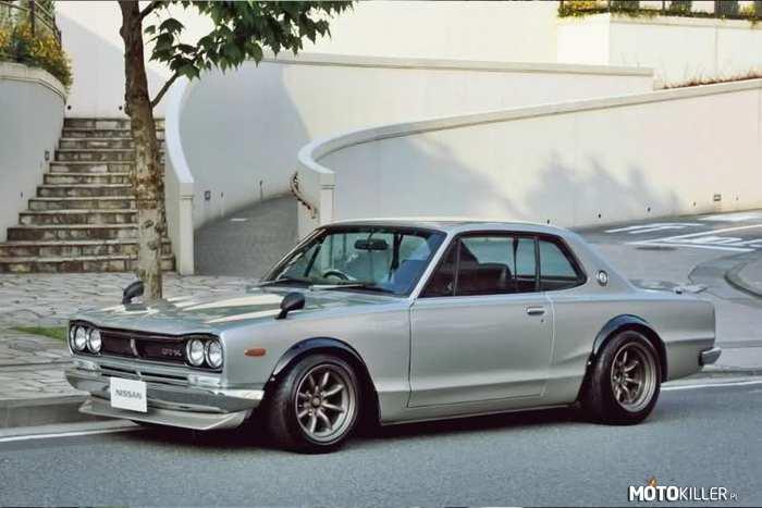 Nissan Skyline Gt R R29