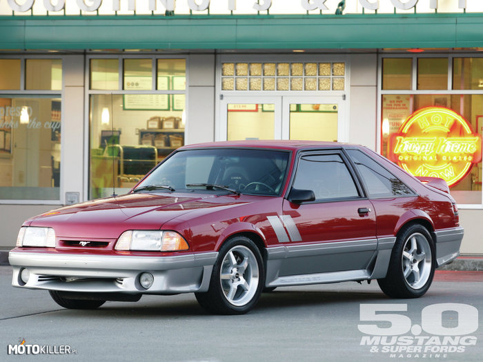 Ford Mustang GT 1993 –