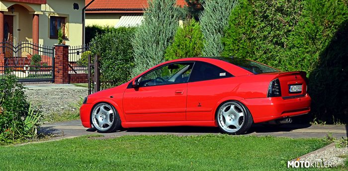 Astra Coupe OPC redline –