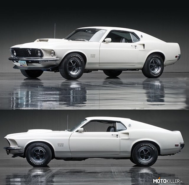 Ford Mustang 429 BOSS –