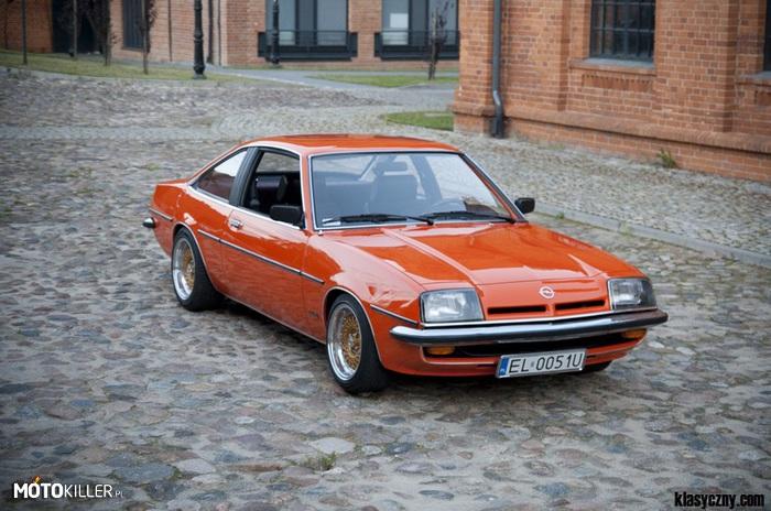 Opel manta berlinetta - Opel manta berlinetta coupe ...
