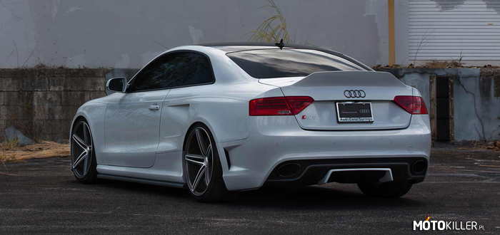 Audi RS5 by OSS Designs –