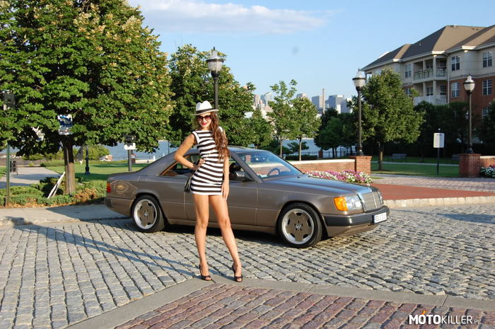 W124 Coupe –