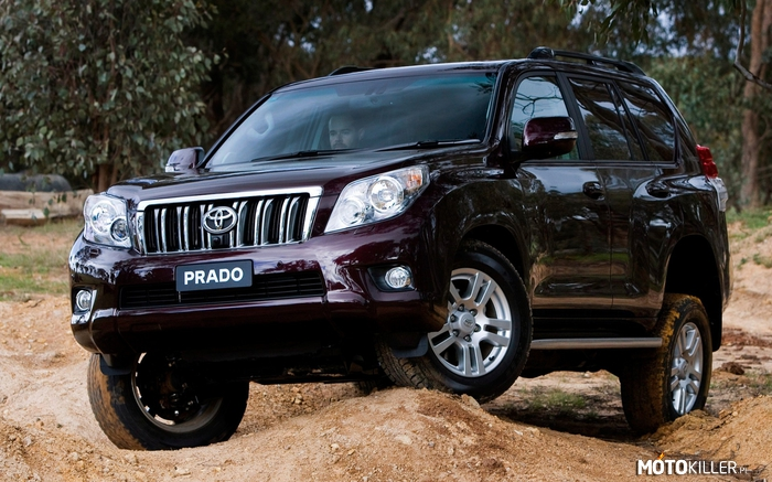 Toyota Land Cruiser Prado –