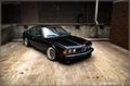 Piękne BMW e24