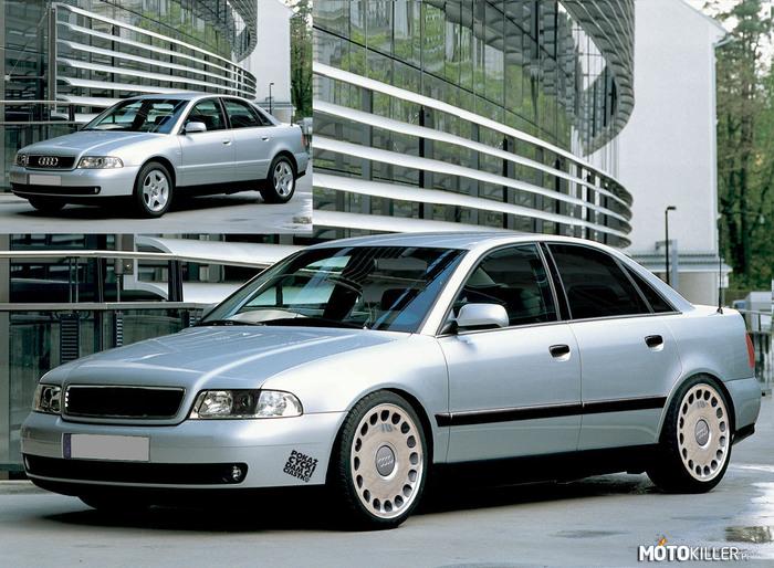 Vt audi a4 b5 for Mercedes benz b5 service