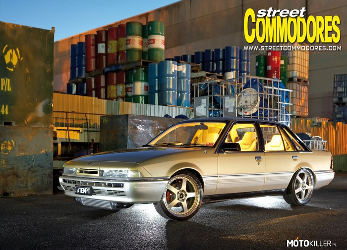 Holden Commodore –