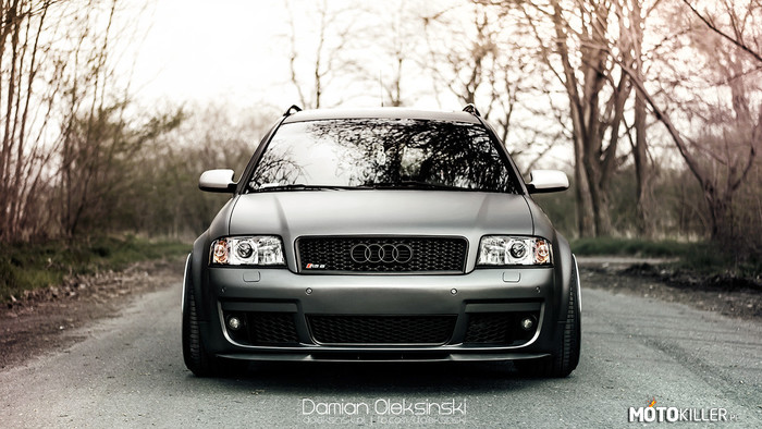 Lord of the Rings – Audi RS6 Avant 4.2 V8 BiTURBO (500hp) Quattro '02