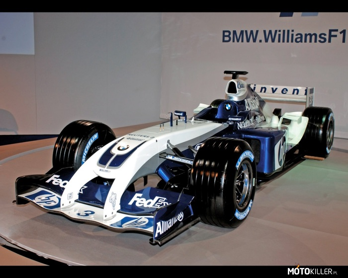 BMW Williams 2004 FW26 –