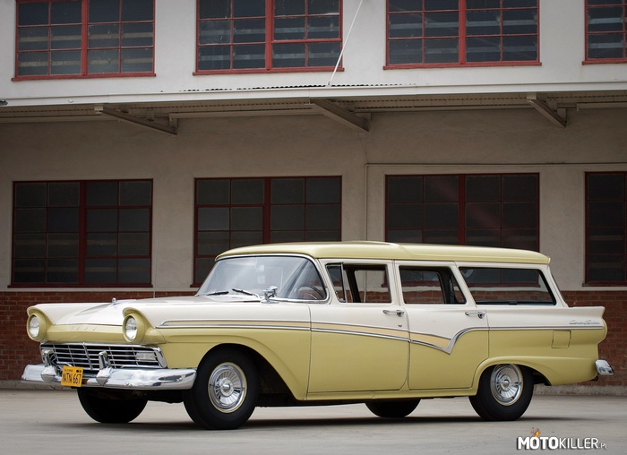 Ford Country Sedan 1957 –