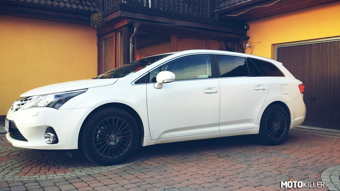 Zimowy stage – Avensis
