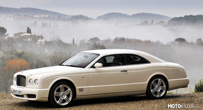 Bentley Brooklands –