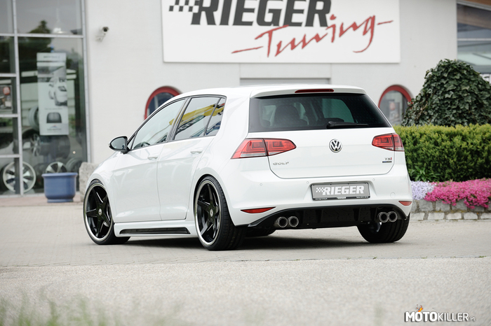 RIEGER Tuning – VW Golf 7