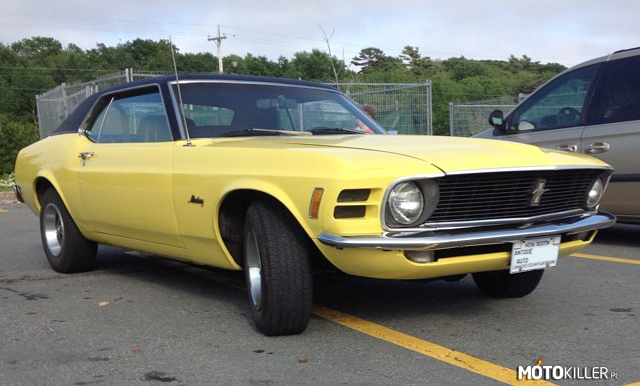 Ford Mustang Grande 1970 –