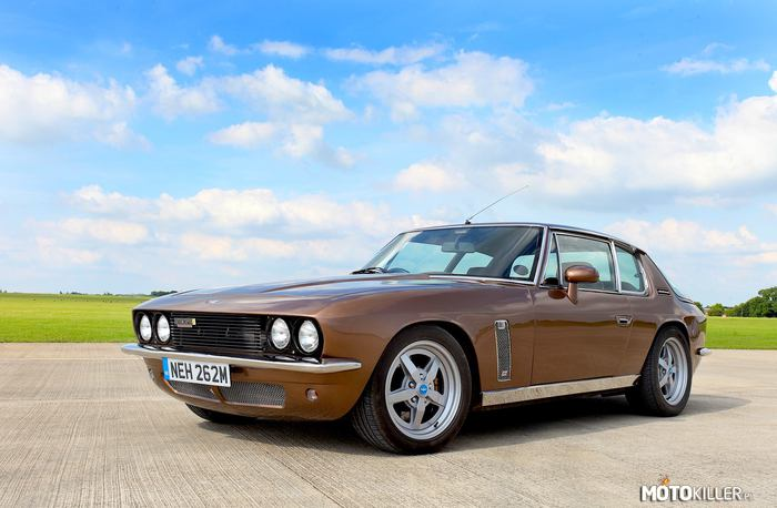 Jensen Interceptor –