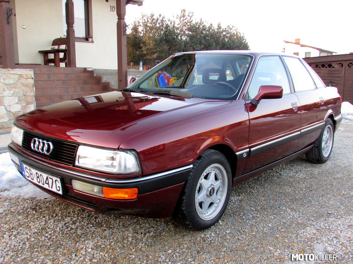 Audi 90 b3 2 3 r5 for Mercedes benz service b3