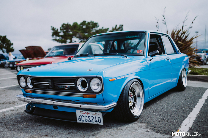 Datsun 510 – No to 'Old JDM'.