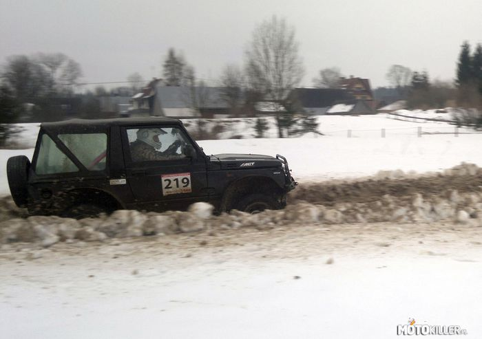 Kager Terenowiec Super Rally Snow – Kager Terenowiec Super Rally Snow Gm. Czarny Dunajec.
