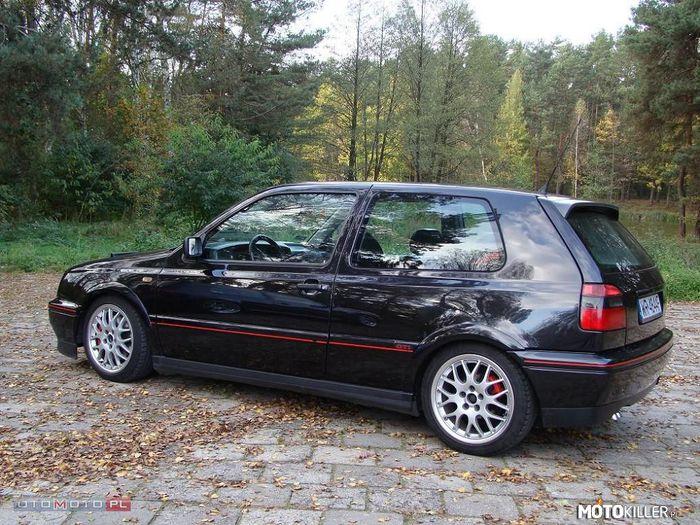 VW Golf III GTI 20 Jahre Edition
