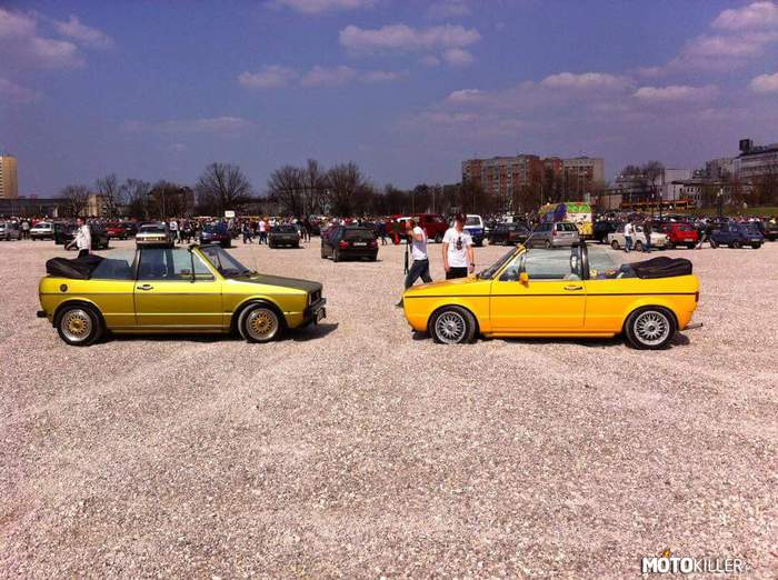 Youngtimer Warsaw –