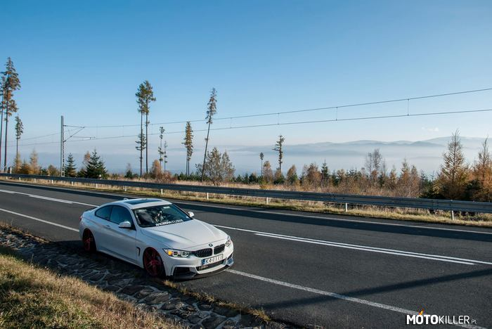 Carbonerre Project BMW 435i xdrive –
