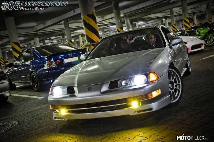 Honda Prelude – #05 Luckymotion PhotoSpot
