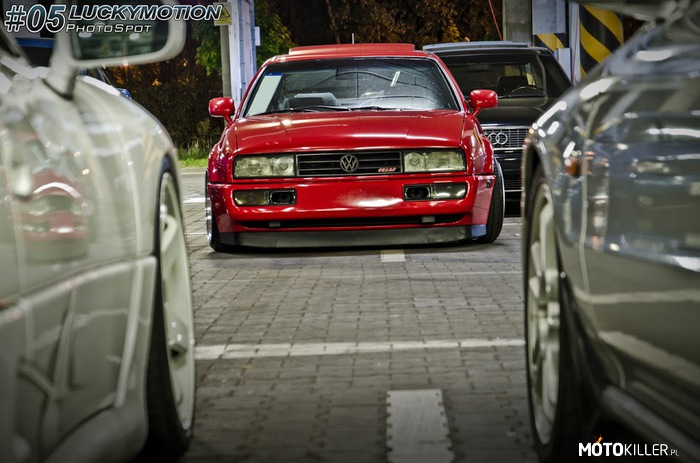 VW Corrado – #05 Luckymotion PhotoSpot