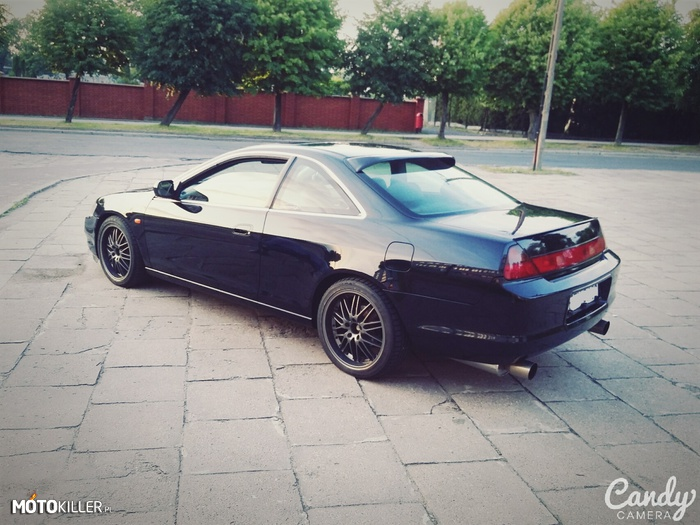 Accord coupe –