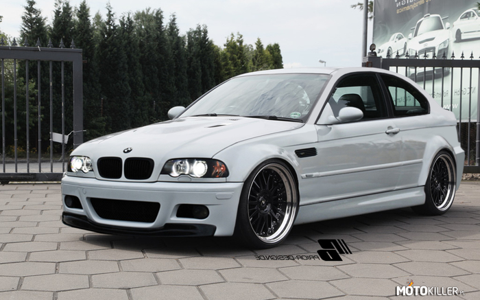 Bmw E46 M3 Compact Virtual Tuning