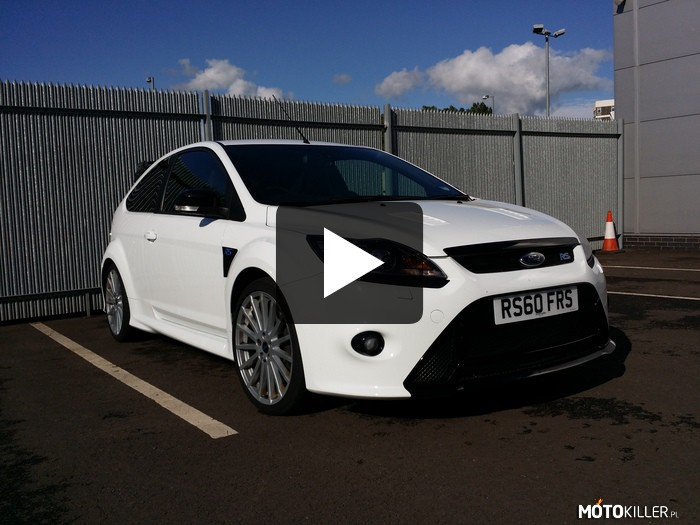 Focus RS – Ford Focus  2.5 RS 3d  300 bhp