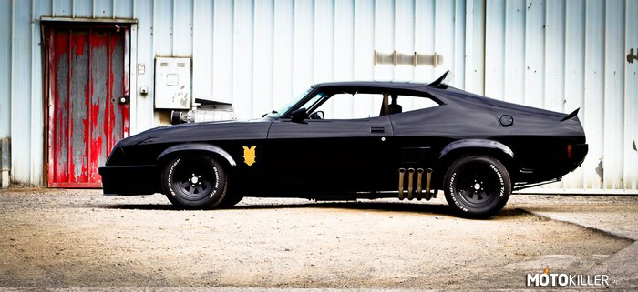 Mad Max Interceptor –
