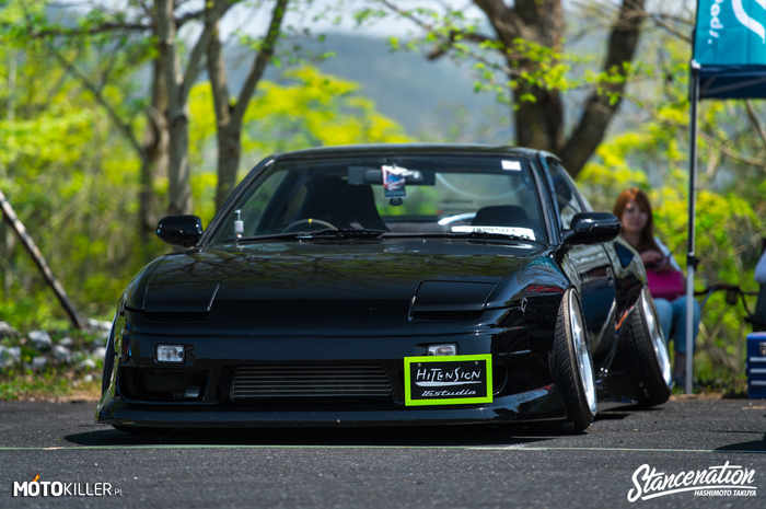 Nissan S13 –