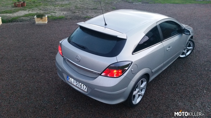 Astra h gtc –