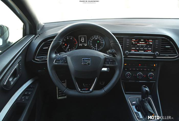 Seat Leon Cupra Performance –