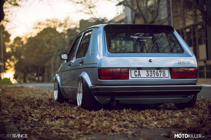 Volkswagen Golf MKI Rabbit –