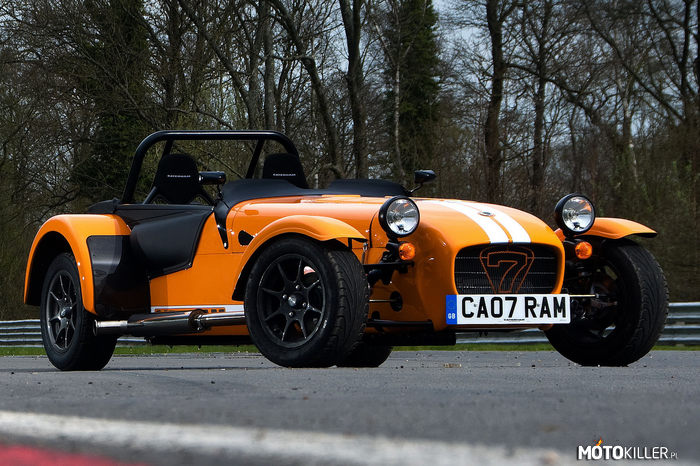 Caterham supersport –