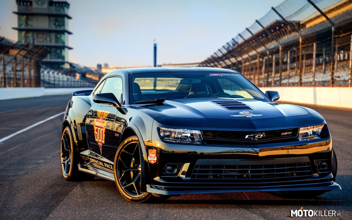 Chevrolet Camaro Z28 Indy 500 Pace Car –