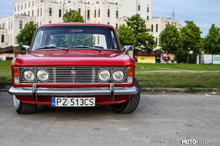Fiat 125p R32 Coupe –